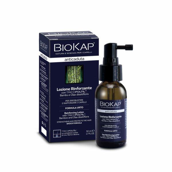 BioKap Anticaduta Lozione Rinforzante Formula urto