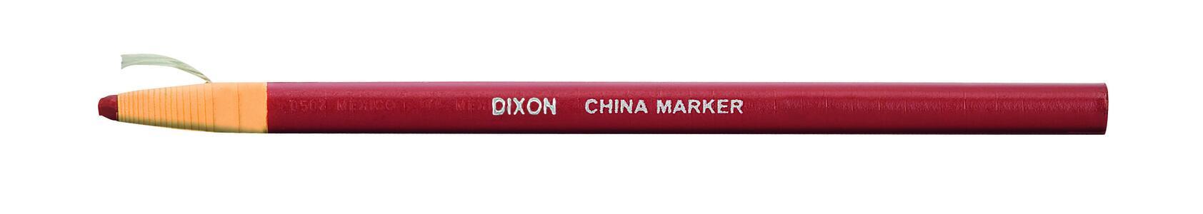 DIXON CHINA MARKER ROSSO