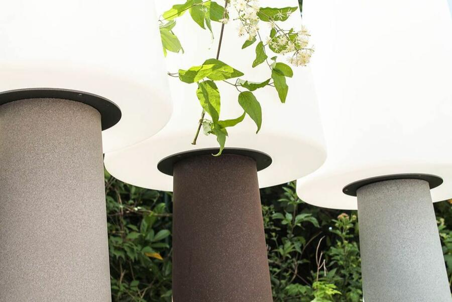 Lampada da Terra No. 1 h 160 cm di 8 Seasons Design, Varie Finiture - Offerta di Mondo Luce 24