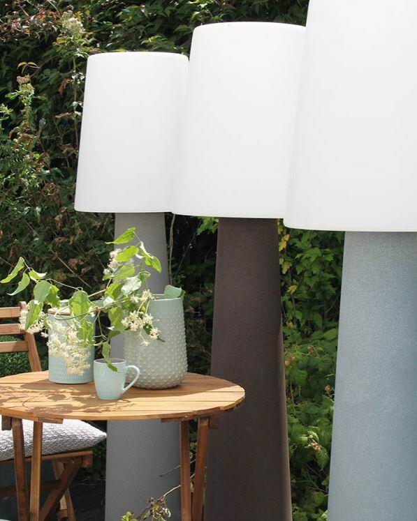 Lampada per Esterno No. 1 LED h 160 cm di 8 Seasons Design, Varie Finiture - Offerta di Mondo Luce 24