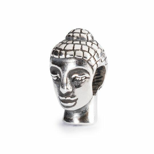 Testa di Buddha  Trollbeads