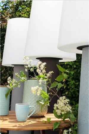 Lampada per Esterno No. 1 Solar h 160 cm di 8 Seasons Design, Varie Finiture - Offerta di Mondo Luce 24