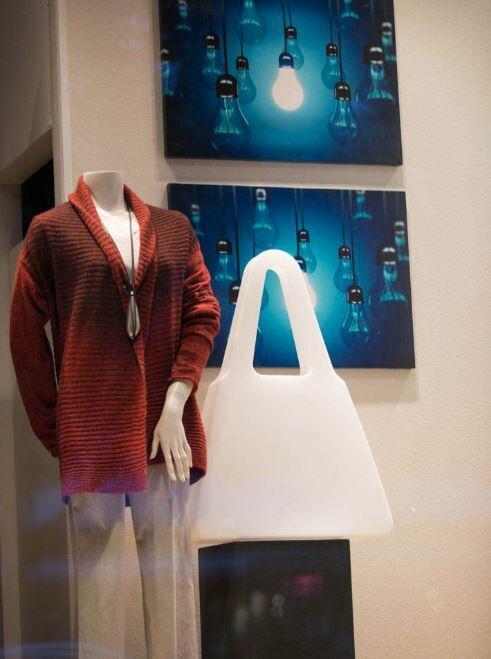 Lampada da Tavolo e da Terra Shining Bag LED di 8 Seasons Design - Offerta di Mondo Luce 24