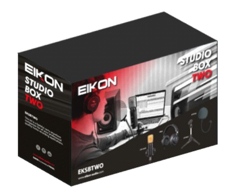 Eikon by Proel STUDIO BOX TWO