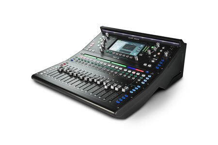 Allen & Heath SQ-5 - Mixer digitale 48 canali / 36 bus