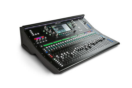 Allen&Heath SQ-6 - Mixer digitale 48 canali / 36 bus