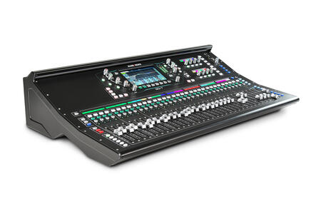 Allen&Heath SQ-7 - Mixer digitale 48 canali / 36 bus