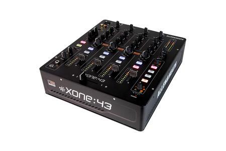 Allen&Heath XONE: 43 Mixer DJ analogico a 4 canali