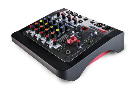 Allen&Heath  ZED-6FX Mixer analogico compatto a 6 ingressi con FX