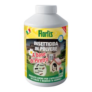 Pbk Insetticida in polvere per Insetti Striscianti Flortis 250 gr