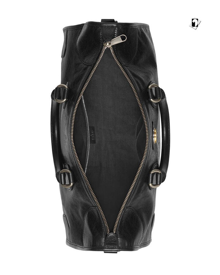 Borsone a mano Gucci da Uomo nera F52811