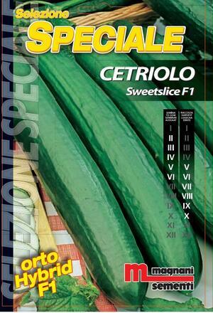 Sementi di Cetriolo Sweetslice