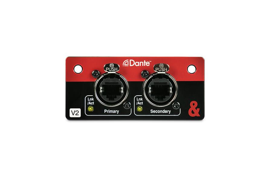 Allen& Heath - Modulo Dante ® per mixer serie SQ