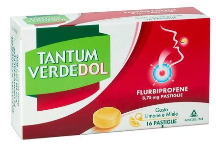TANTUM VERDEDOL 8.75mg Limone-Miele