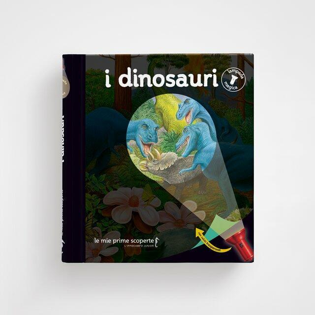 I dinosauri - Lampada magica