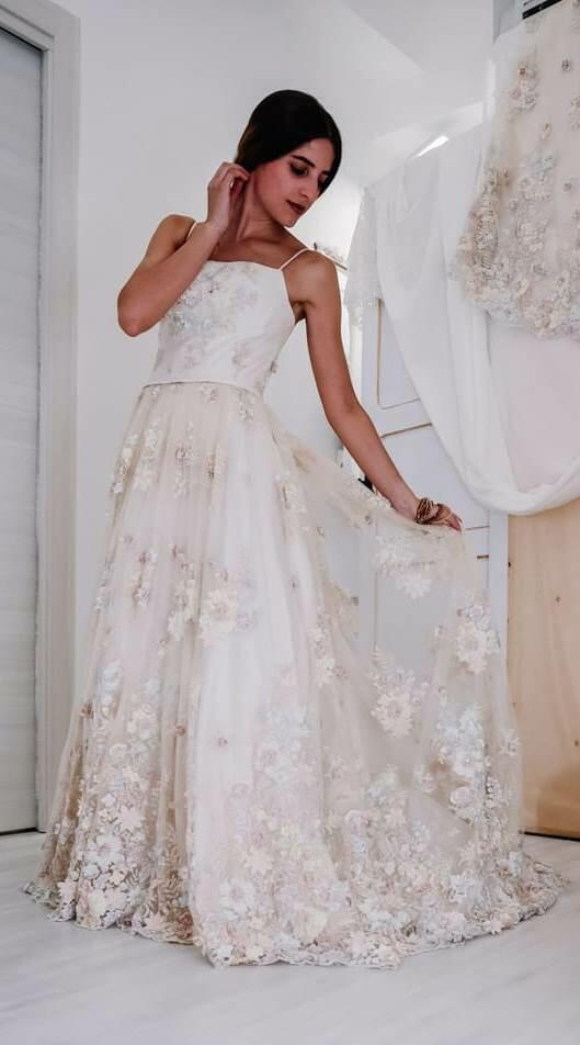 abito da sposa Marcella