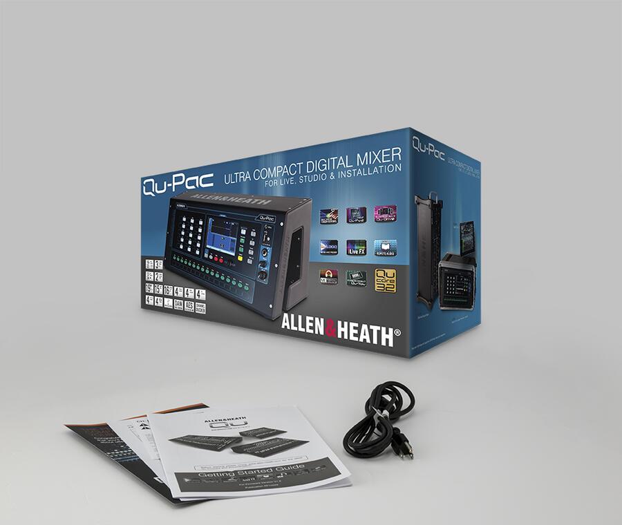 Allen&Heath QU-PAC