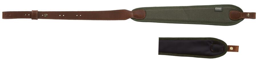 Bretella per carabina registrabile colore verde militare