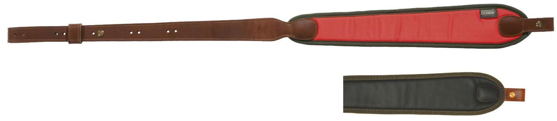 Bretella per carabina registrabile colore arancio fluo