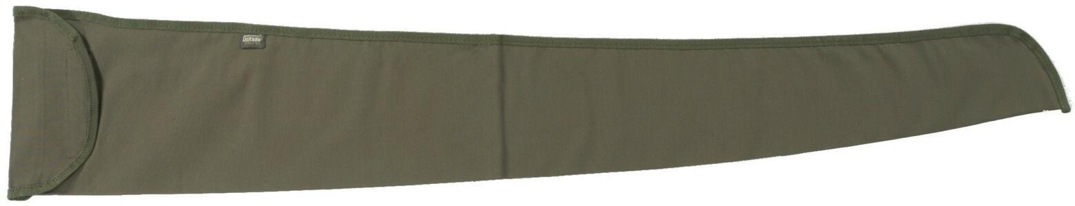 Fodero per fucile tascabile cm.130 chiusura con velcro su pattina