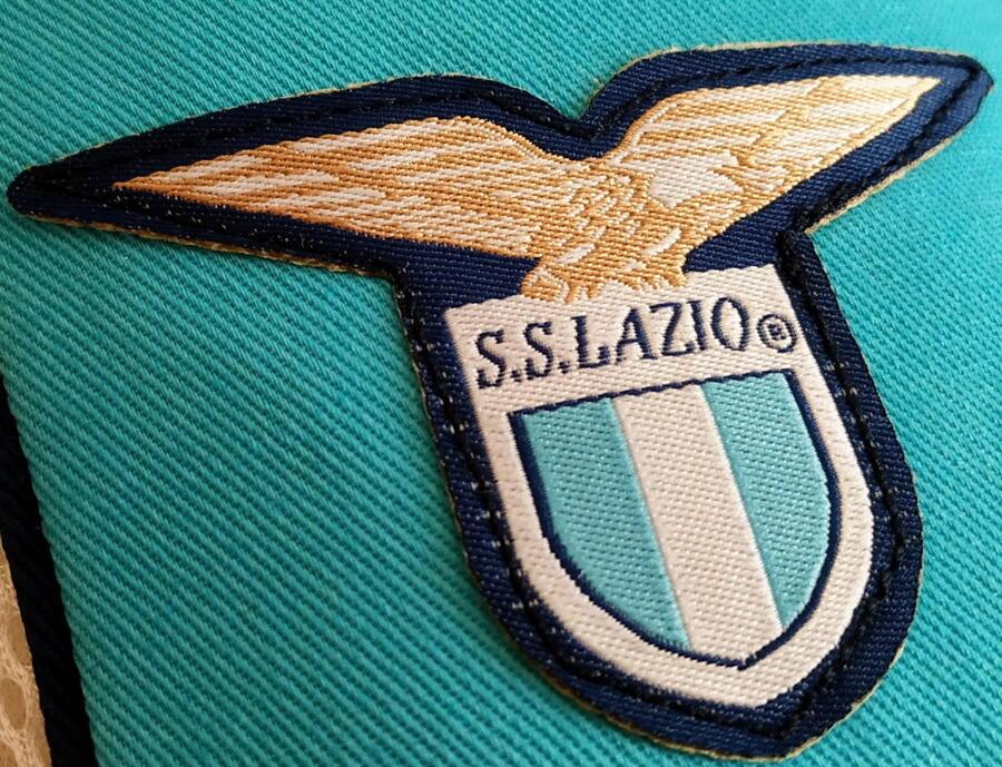 SS Lazio 1900 Calcio Pantofole Ciabatte Ufficiali tifosi Bianco-Celesti LAZIOBEST_AA 2021