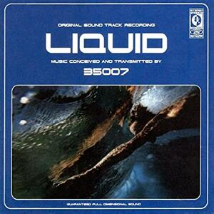 35007    - LIQUID                                   LP WHITE /  BLUE (Stickman Records)
