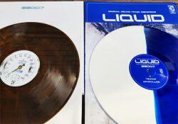 35007    - LIQUID                                   LP WHITE /  BLUE (Stickman Records)