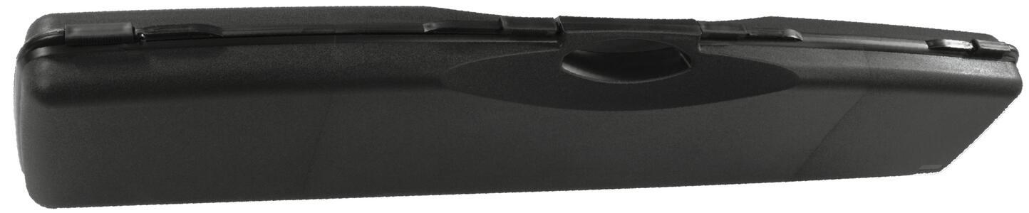 Valigia in polipropilene con interno universale per carabina con ottica cm.121,5X24X10