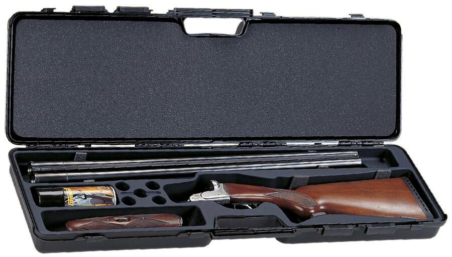 Valigia in polipropilene per fucile doppietta o sovrapposto cm.81x23x10