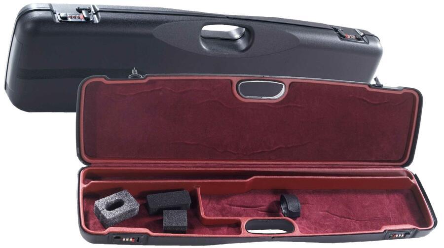 Valigia in polipropilene per fucile doppietta o sovrapposto cm.80x20x8,5