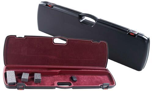 Valigia in polipropilene per fucile doppietta sovrapposto automatico cm.97x27x8