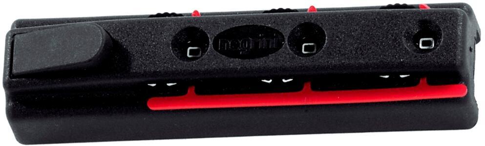 Combinazione per tutte le valigie con chiusure scorrevoli blister 2 pezzi