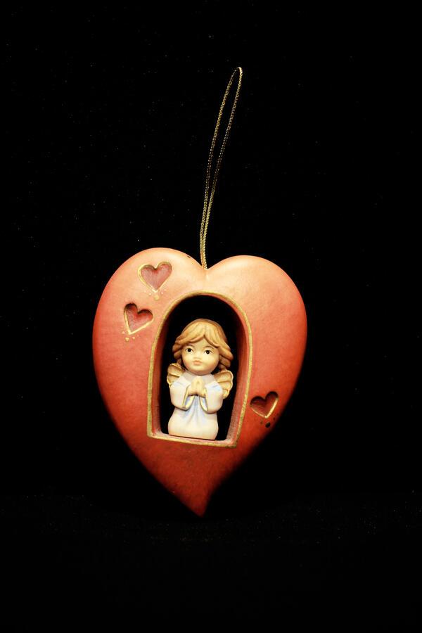 Angioletto cuore
