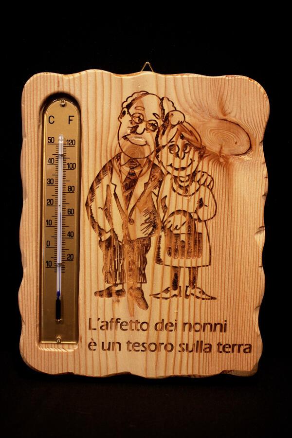 Termometro larice nonni