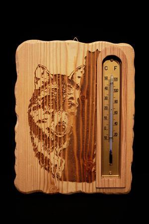 Termometro larice lupo