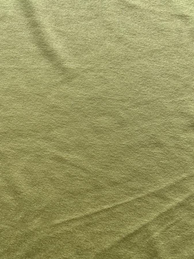 Maglina Jersey cotone giallo limone