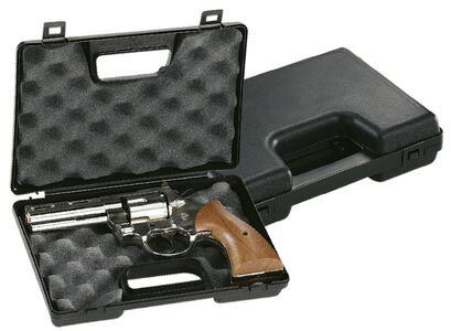 Valigetta in polipropilene per pistole con spugna bugnata cm.23,5x15,3x5
