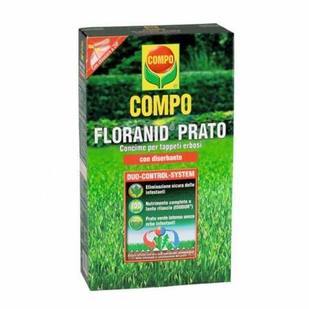 Floranid® Prato con Diserbo 1,5 kg Compo