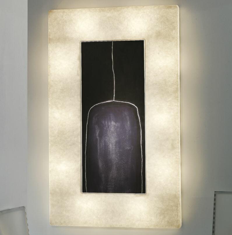 Lampada da Parete Lunar Bottle 2 Collezione Luna di In-es.artdesign - Offerta di Mondo Luce 24