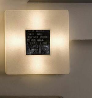 Lampada da Parete Fragments 3 Collezione Luna di In-es.artdesign - Offerta di Mondo Luce 24