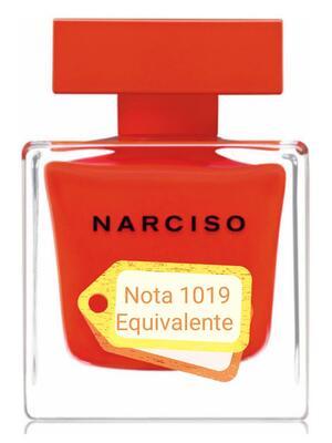 Nota 1019 ricorda Narciso Rosso