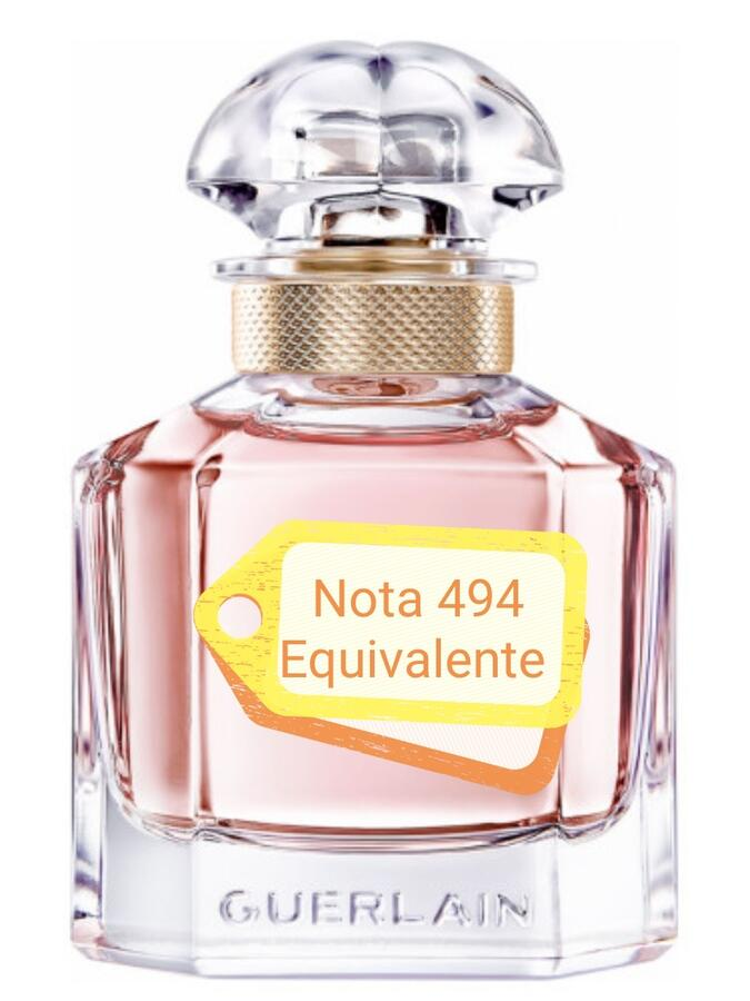 Nota 494 ricorda Mon Guerlain