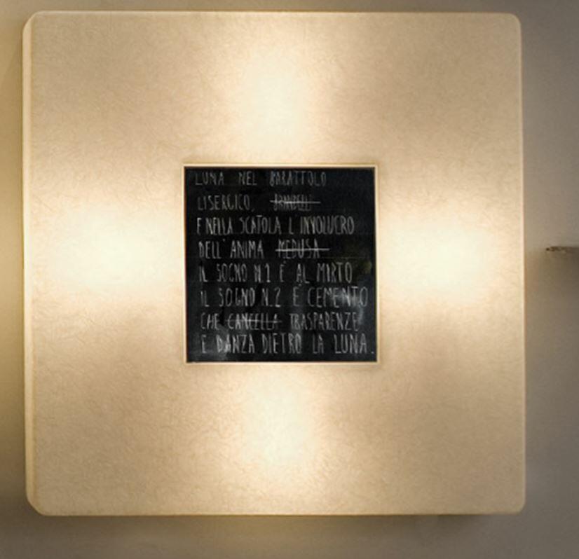 Quadro Luminoso Fragments 3 Collezione Luna di In-es.artdesign - Offerta di Mondo Luce 24