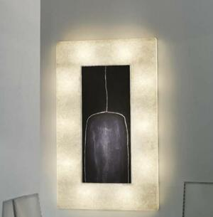 Quadro Luminoso Lunar Bottle 2 Collezione Luna di In-es.artdesign - Offerta di Mondo Luce 24