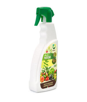 Spray Repellente Olio di Neem 750 ml