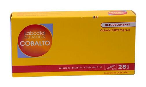 LABCATAL Oligosol Cobalto