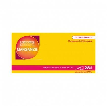 LABCATAL Nutrition Oligosol Manganese