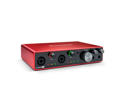 Focusrite Scarlett 8i6 3nd Gen.
