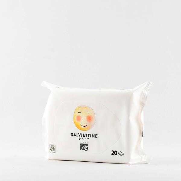 Salviettine baby 20pz