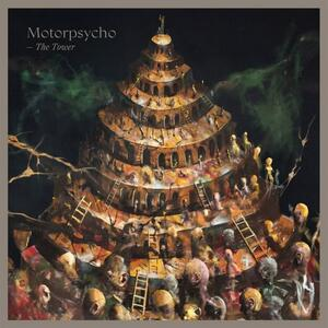 MOTORPSYCHO    - THE TOWER -    2LP (Stickman Records)